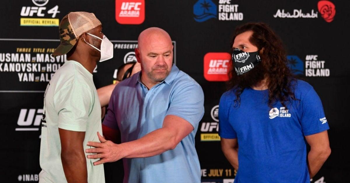 UFC-251-Kamaru-Usman-Jorge-Masvidal