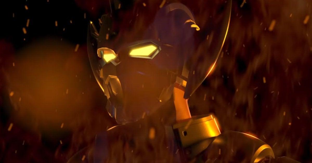 Ultraman Anime Season 2 Teaser Trailer Ultraman Taro