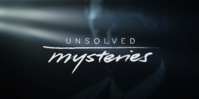 unsolved mysteries reboot netflix opening theme host