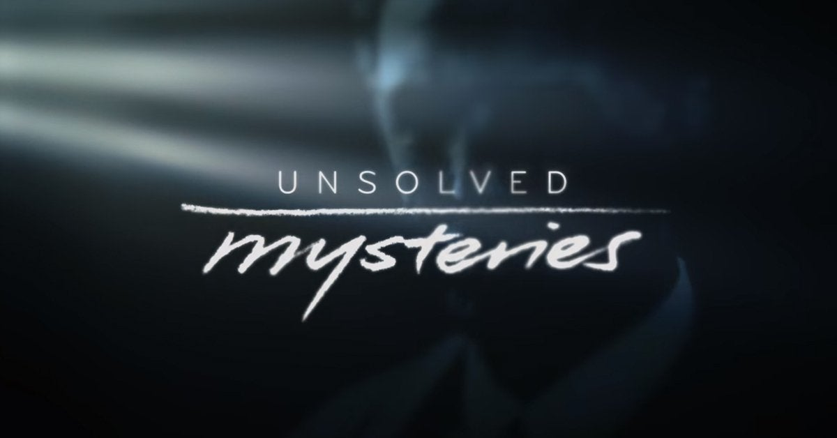 Mr Nightmare Unsolved Mysteries – Here's the mysteries you'll see: