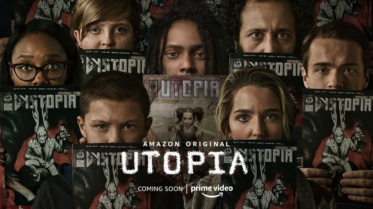 utopia amazon prime season 1 trailer