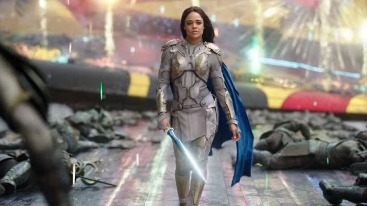 Thor: Love and Thunder Set Photos Reveal First Look at Tessa Thompson as Valkyrie