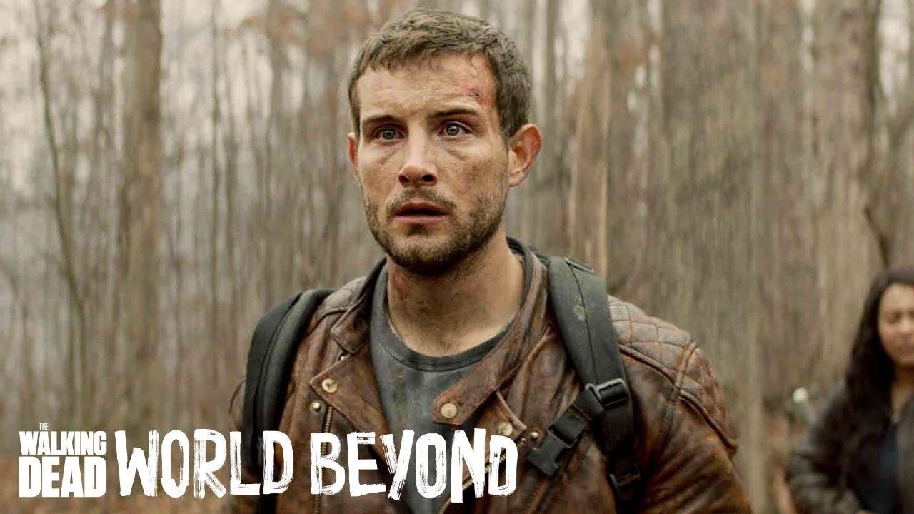 walking Dead world beyond trailer comic con