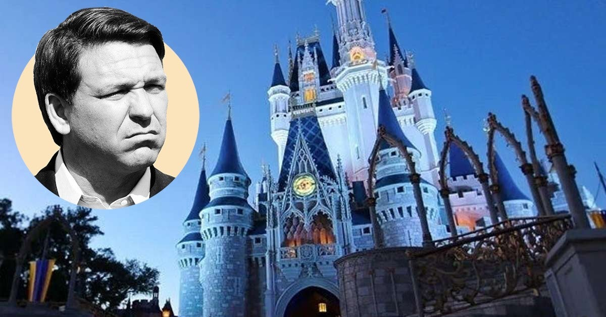 Walt Disney World Reopening Safe Says Florida Governor Ron DeSantis