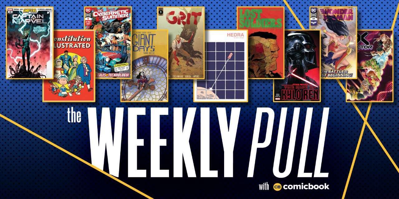 weekly pull week of july 29