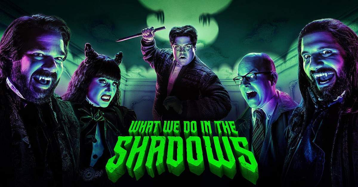 What We Do in Shadows Emmy Nomination