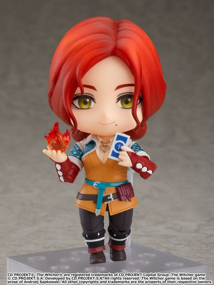The Witcher 3's Triss Nendoroid Is Now Available for Pre-Order