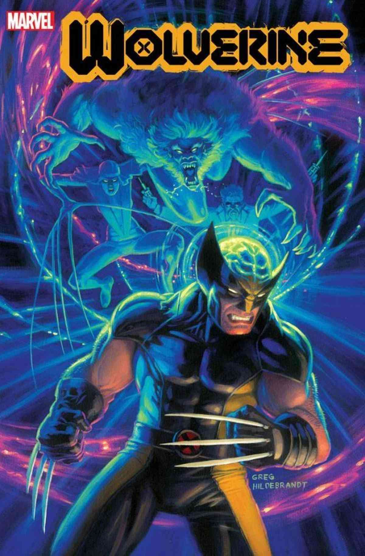 Wolverine 3 Adam Kubert Variant