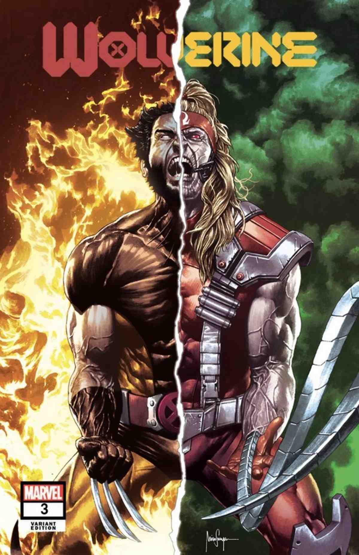 Wolverine 3 Mico Suayan Variant