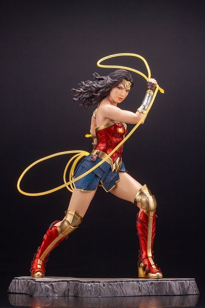 wonder woman 1984 artfx 1