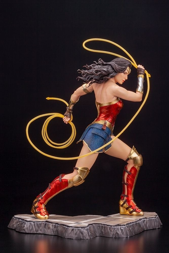 wonder woman 1984 artfx 10