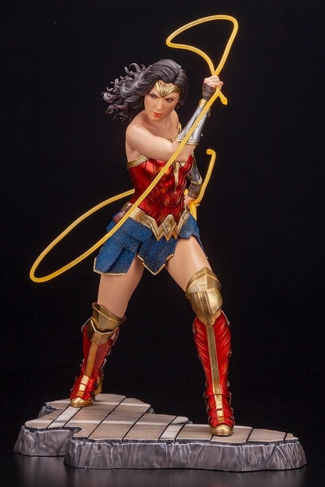 wonder woman 1984 artfx 11