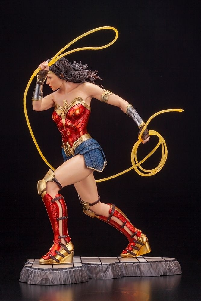 wonder woman 1984 artfx 12