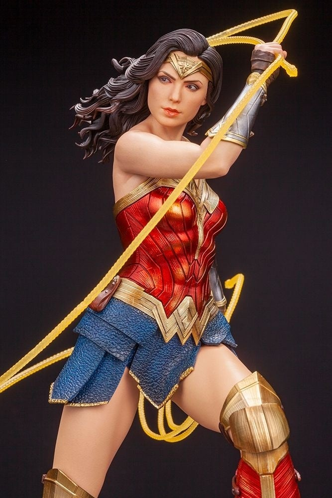 wonder woman 1984 artfx 14