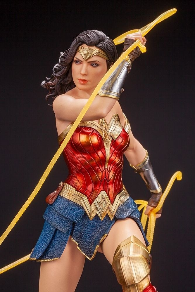 wonder woman 1984 artfx 15