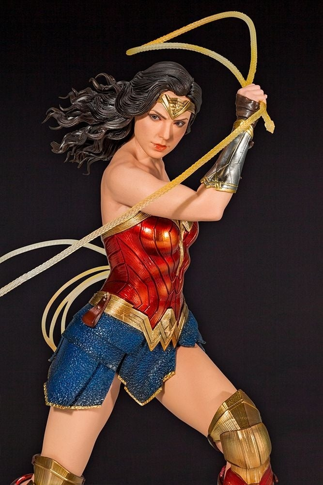 wonder woman 1984 artfx 16