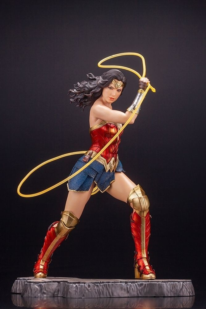 wonder woman 1984 artfx 2