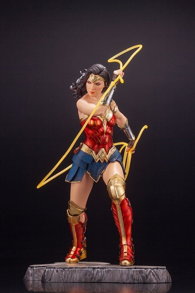 wonder woman 1984 artfx 3