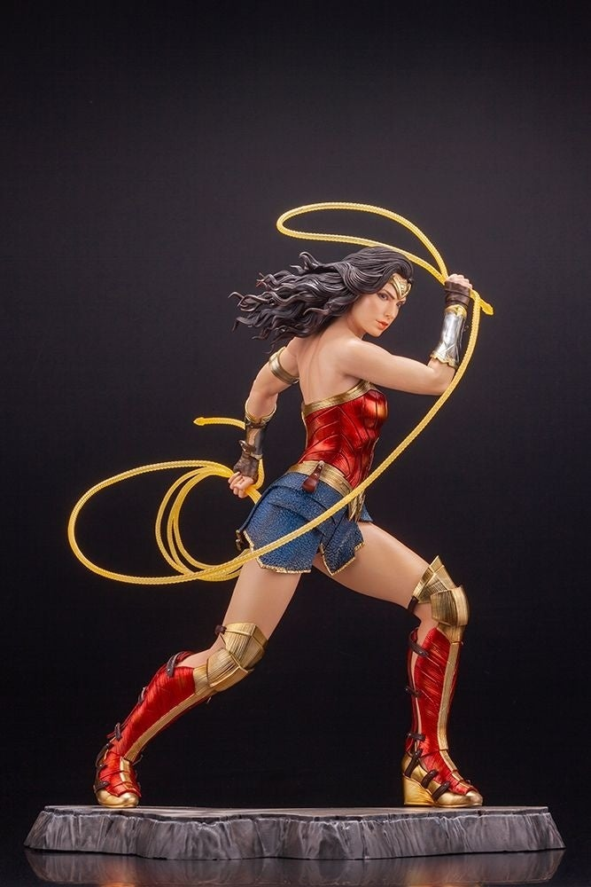 wonder woman 1984 artfx 5