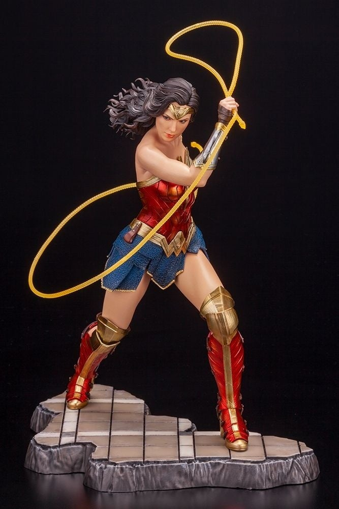 wonder woman 1984 artfx 6