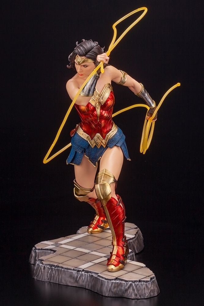 wonder woman 1984 artfx 7