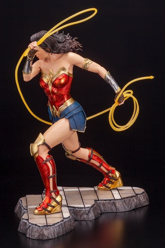 wonder woman 1984 artfx 8