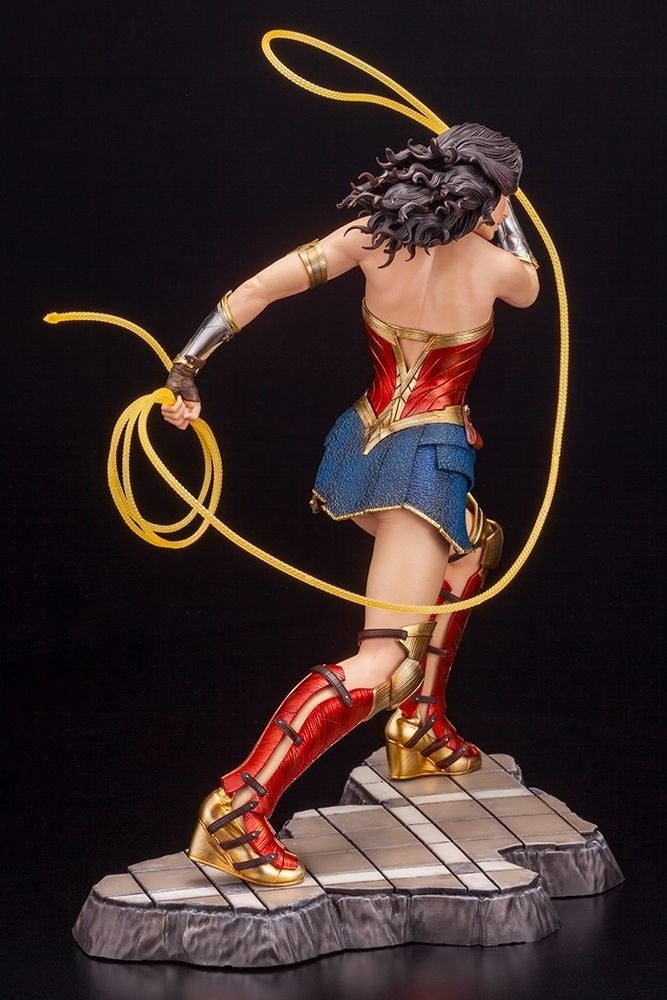 wonder woman 1984 artfx 9