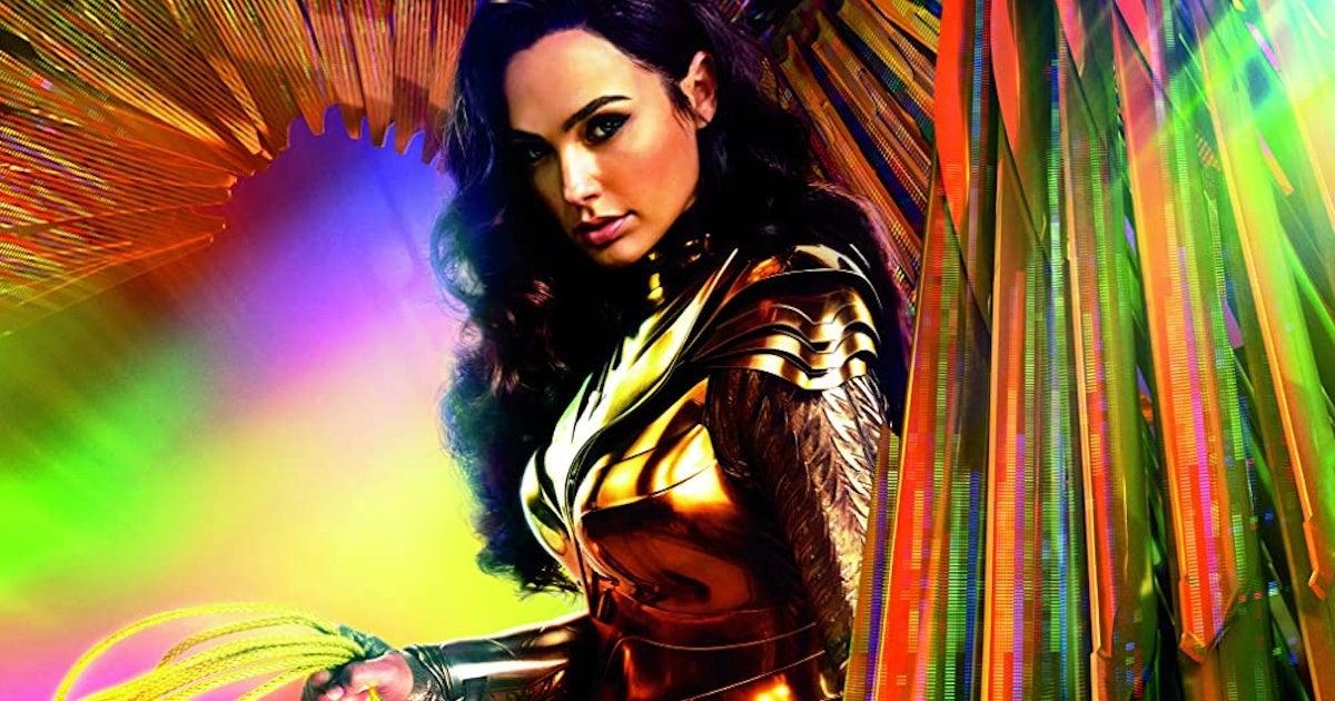 Wonder Woman 1984 - Gal Gadot Patty Jenkins Happy Birthday 2020
