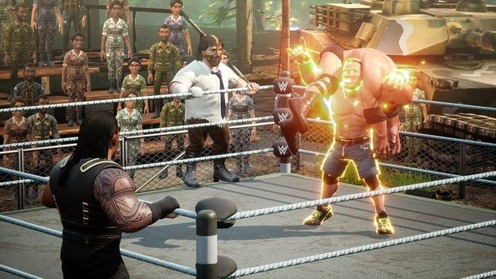 WWE 2K Battlegrounds Team Talks Finishers, Future DLC, and More