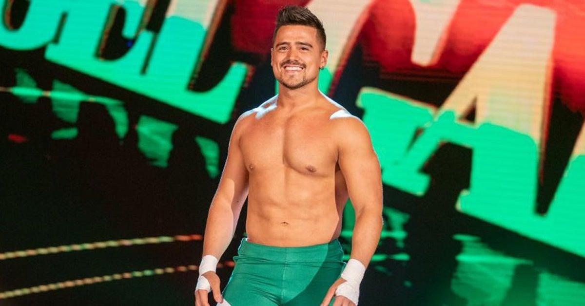 WWE-Angel-Garza-Married