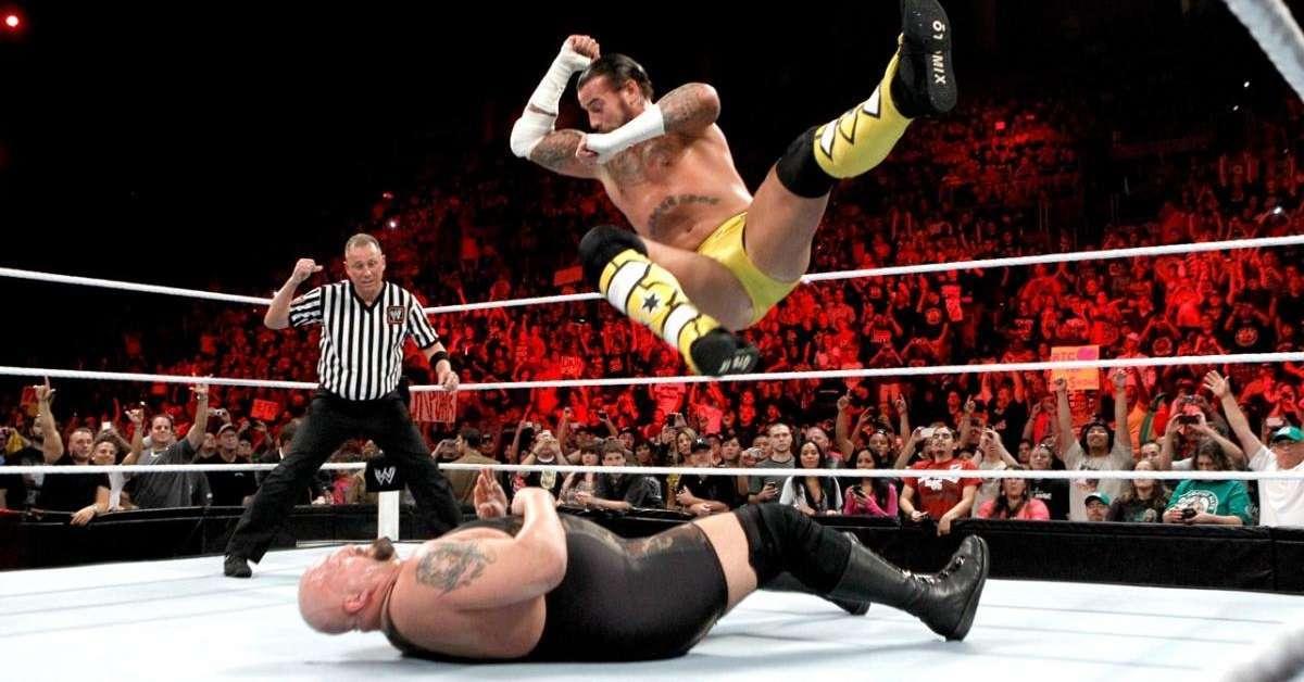 WWE Big Show CM Punk