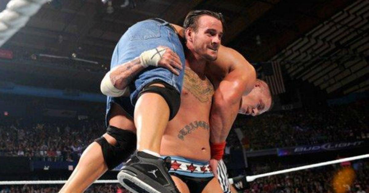WWE-CM-Punk-John-Cena