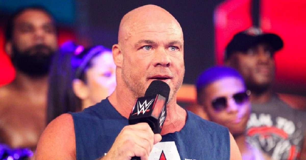 WWE Kurt Angle Tale