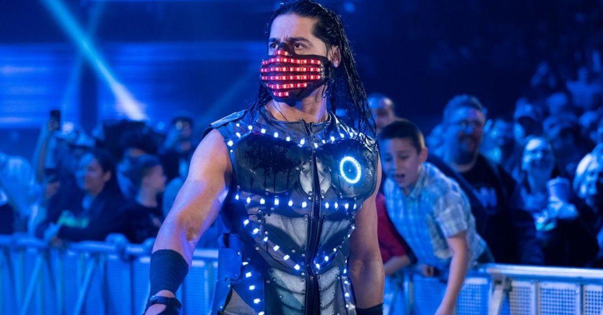WWE Mustafa Ali