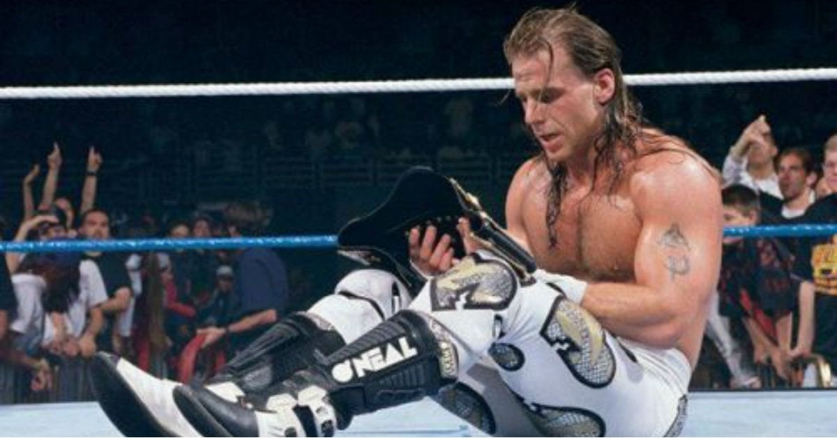 WWE-Shawn-Michaels-Matt-Riddle