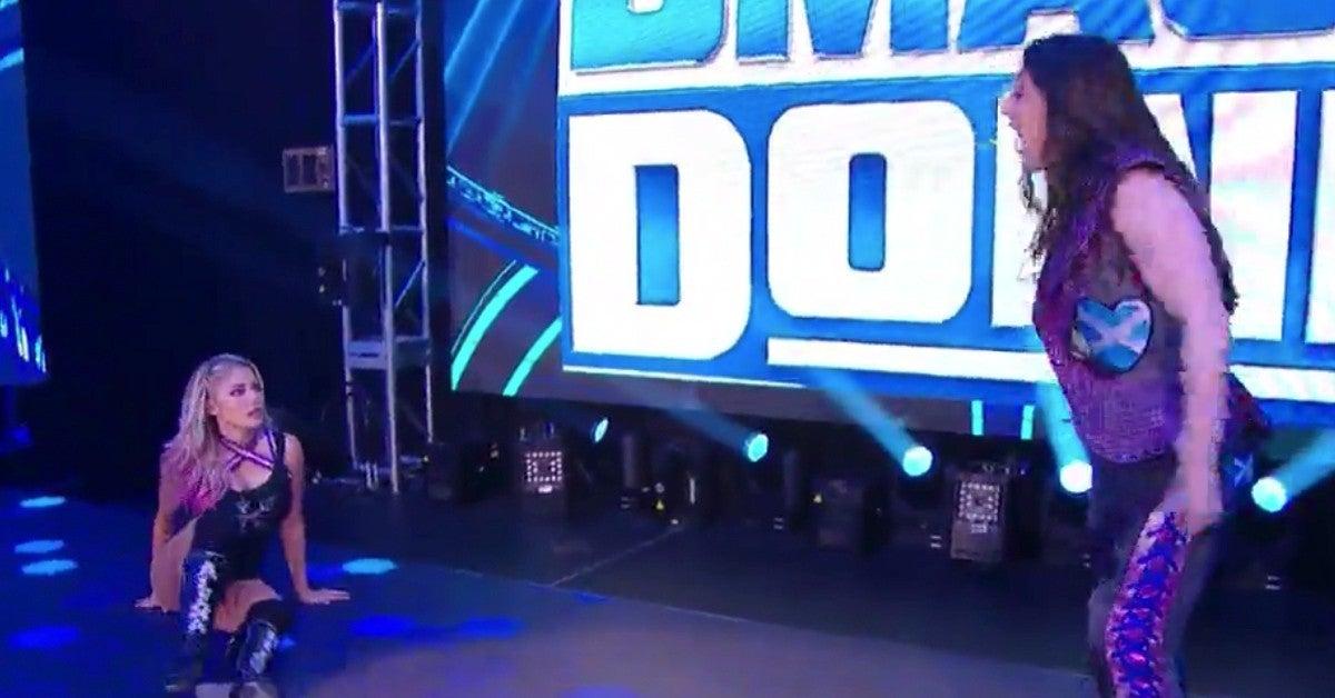 WWE-SmackDown-Alexa-Bliss-Nikki-Cross