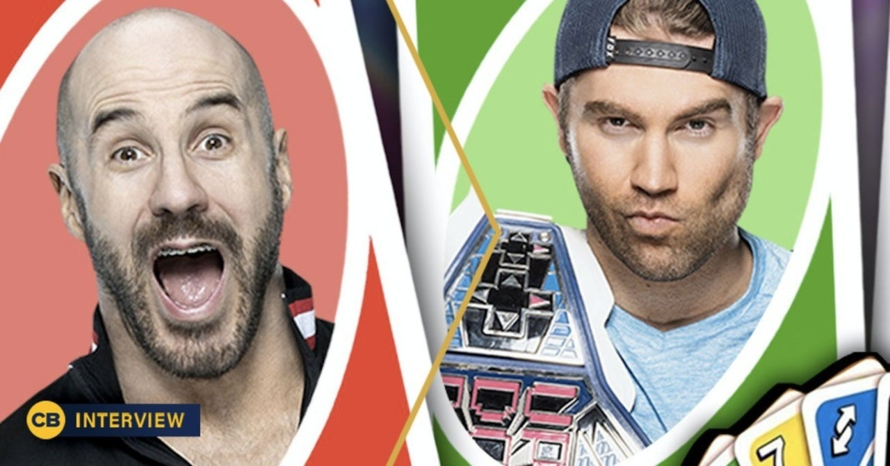 WWE SmackDown's Cesaro Talks Epic UNO Battles with DaParty and Makes His Pitch for a Special Themed Deck