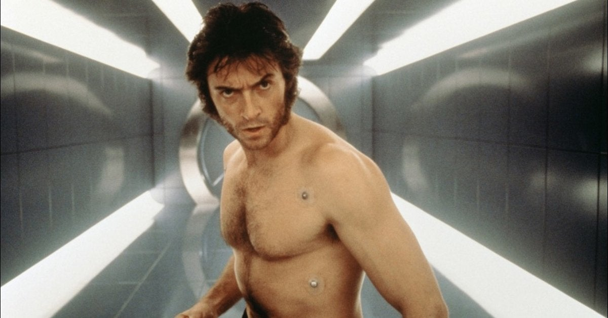 X-Men 2000 Wolverine Hugh Jackman