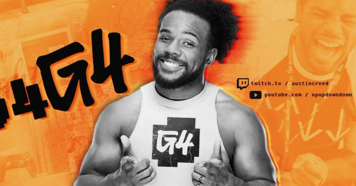 Xavier-Woods-G4-Host