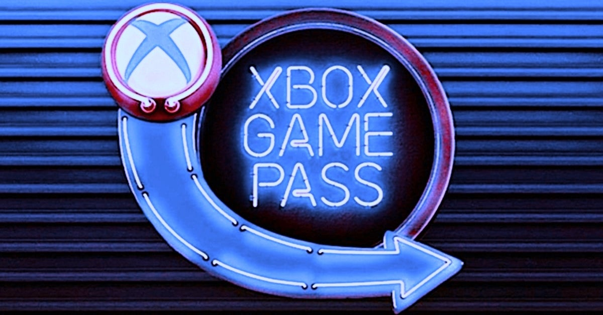xbox game pass blue