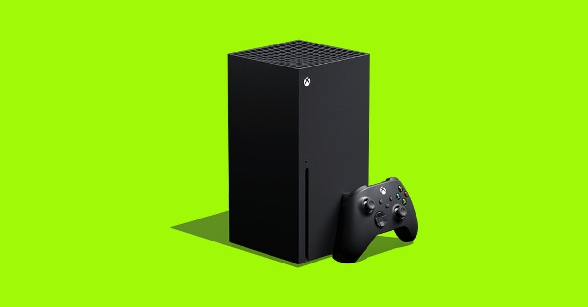 xbox series x lime