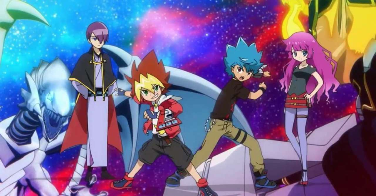 Yu-Gi-Oh Sevens Confirms Release Date for Newest Episode