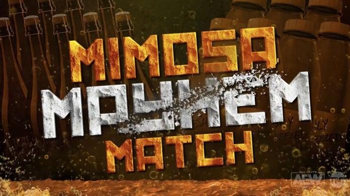 AEW-Mimosa-Mayhem-Match