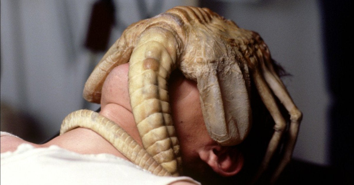 Alien Movie Facehugger Mask Order Online