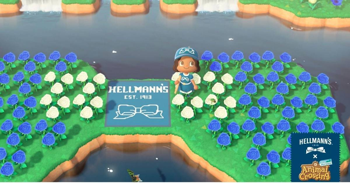 Animal Crossing Hellmann's