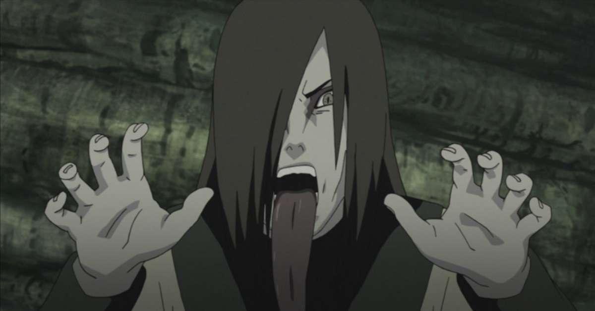 Anime Creepy Villains