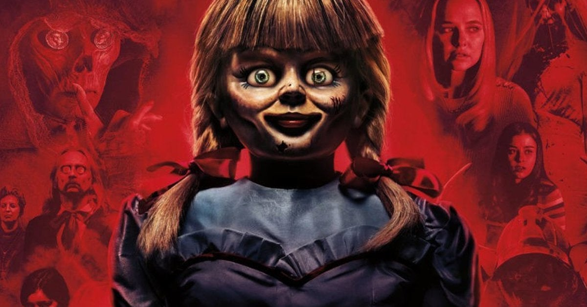 annabelle comes home movie conjuring 2019 poster