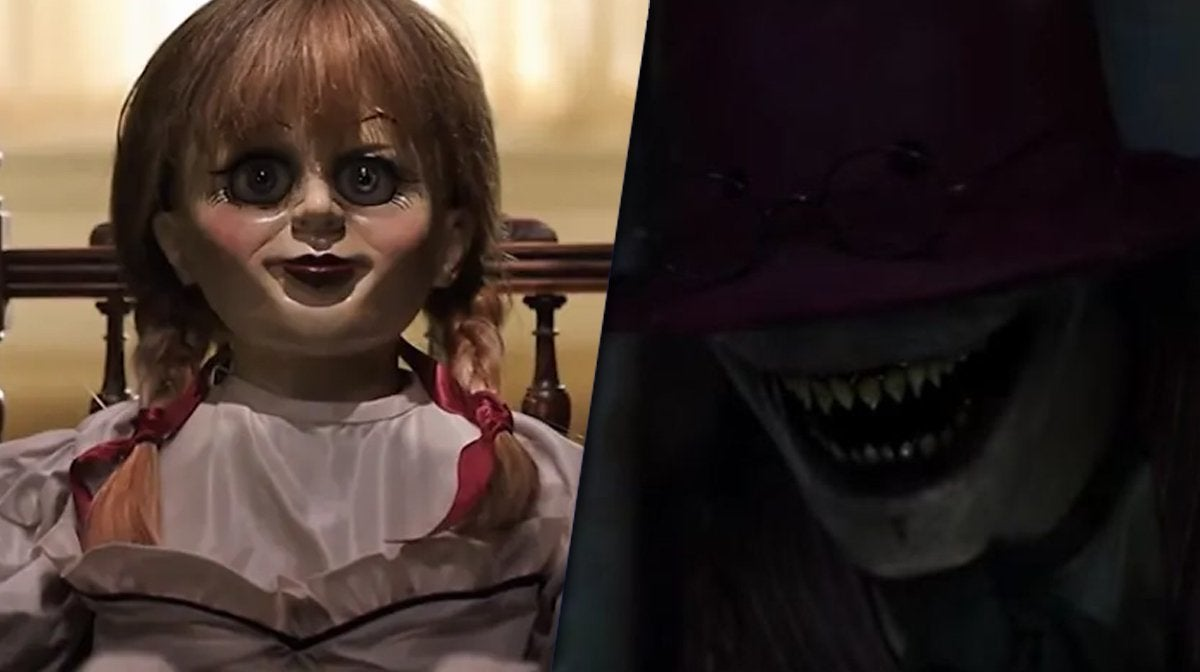 annabelle crooked man conjuring
