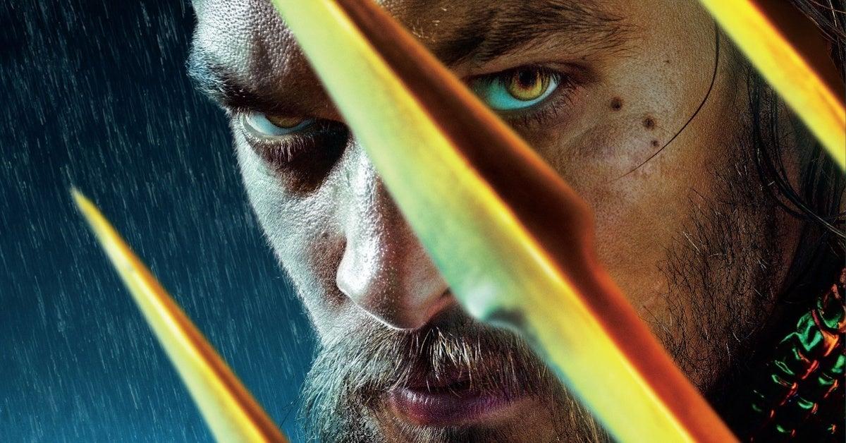 Aquaman 2 James Wan Story Teaser