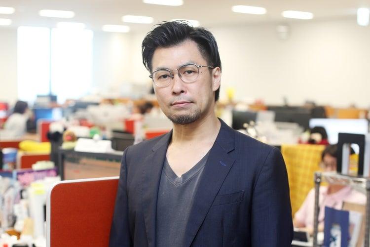 Atsushi Nagashima Headshot